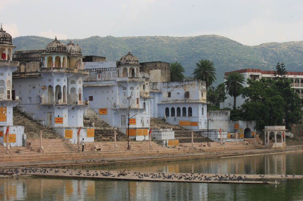 ... the Ghats ...