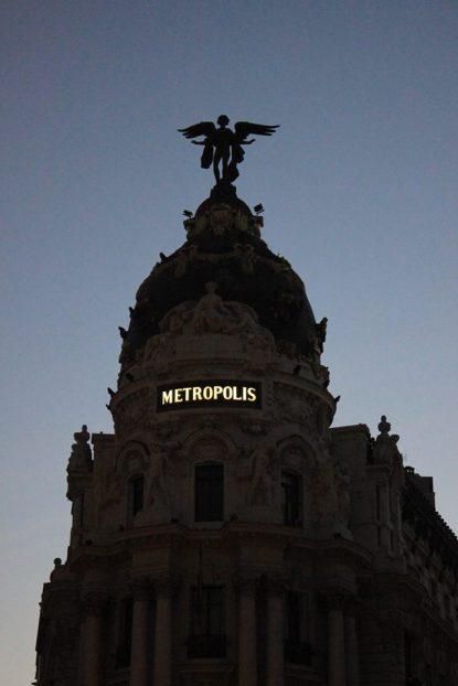 ... Madrid ...