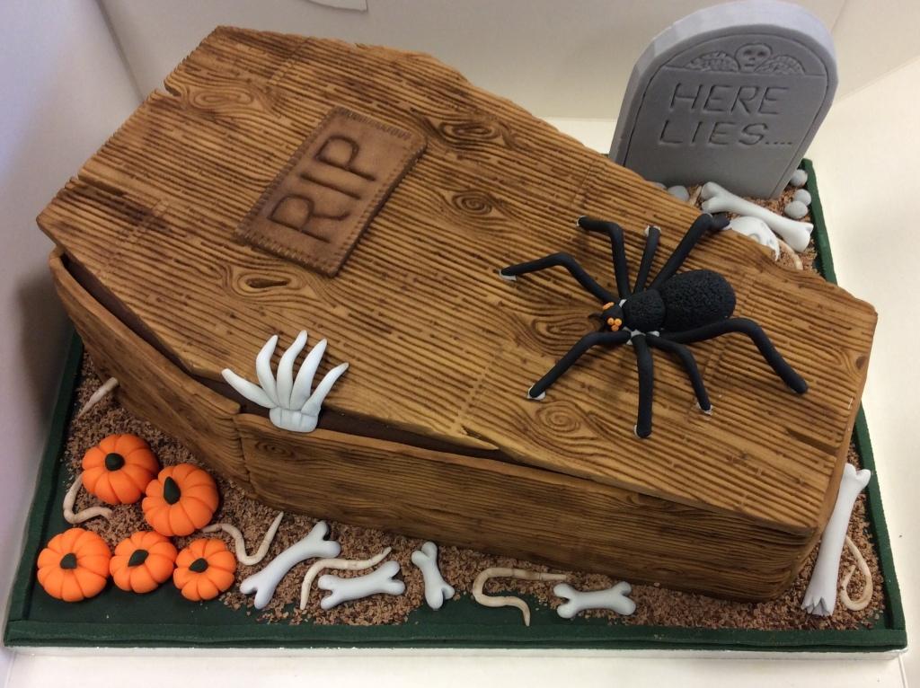 ...evil in cake form ...